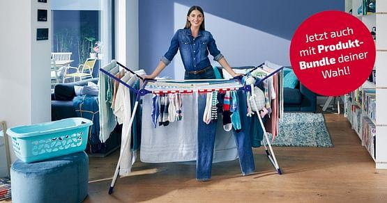 Leifheit ist DER Spezialist für den Haushalt. Ob saubere Wäsche, Putz- oder Küchenutensilien, hier wirst du garantiert fündig. Mit unseremLeifheitStudentenrabatterhältst du-20% bei Leifheit und Soehnle. Außerdem gibt es tolle Produkt-Bundles!