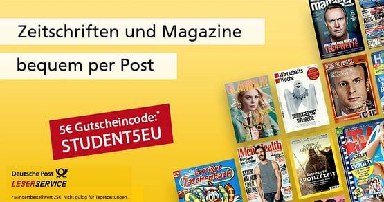 LESERSERVICE Gutschein Foto 2