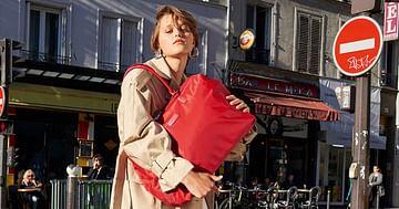 Zeitlose Pariser Fashion.