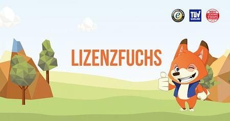 Lizenzfuchs Gutschein Foto 3