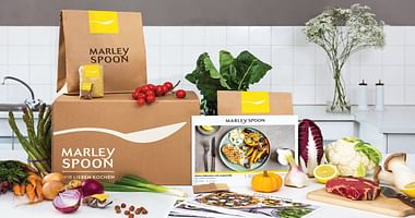 Die Kochboxen von Marley Spoon haben jeden Menge Nervenfutter parat: Mit unserem Gutschein von Marley Spoon bekommen Studenten 25€ Rabatt auf die nächsten beiden Bestellungen!