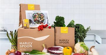 Nachhaltig und gesund kochen mit Marley Spoon!