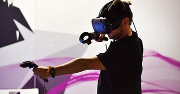 Virtuelle Welt, realer Spaß!
