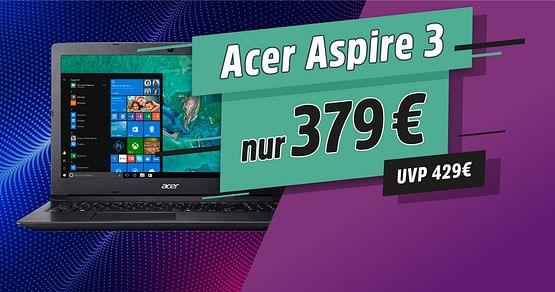 -50€ auf ACER Notebook Aspire
