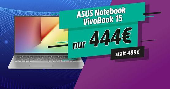 Notebook um nur 444€