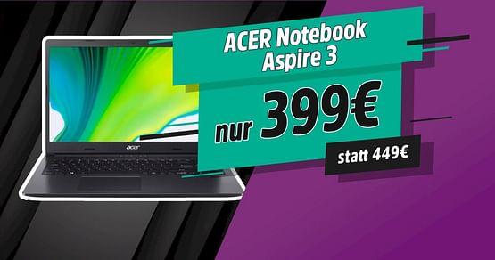 -50€ auf ACER Notebook
