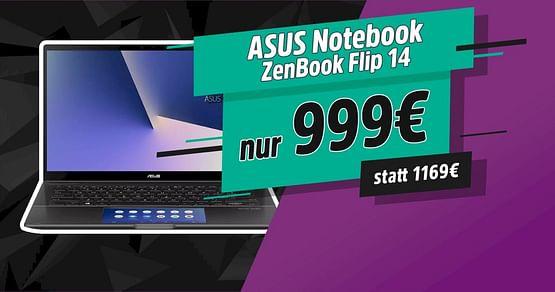 -170€ auf ASUS Notebook