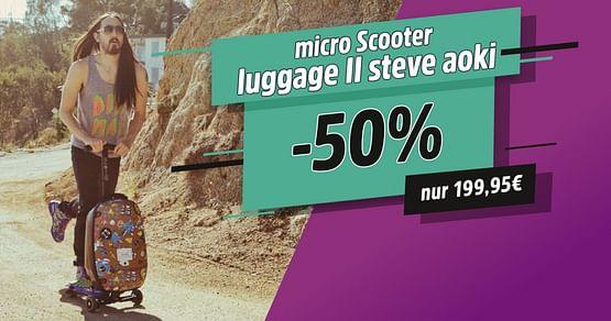 -50% auf Scooter