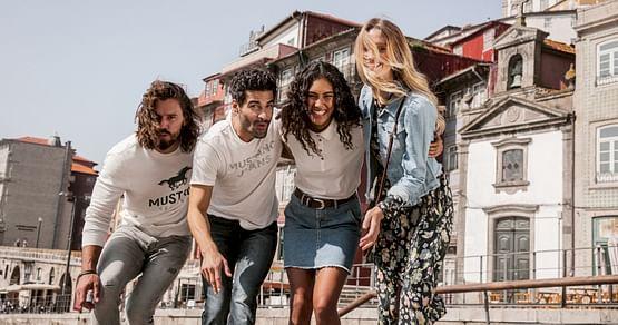 Mit unserem aktuellen Studentenrabatt vonMUSTANG Jeans sicherst du dir nicht nur 20% auf das komplette Fashion-Sortiment im Onlinestore, sondern sparst damit im MUSTANG OUTLET sogar bis zu 60%* und kannst deinen Code sogar mehrfach einlösen!