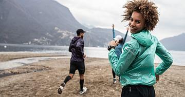 Jedes Wetter ist Fitnesswetter.