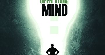 Open Your Mind! Open The Door!