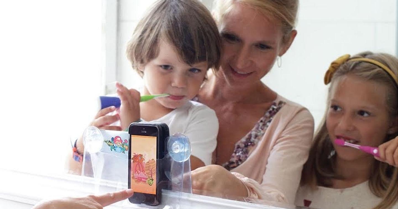 Gutschein von Playbrush -25% auf die intelligente Zahnbürste