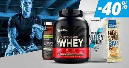 Fitness-Fans aufgepasst! Mit unserem Polleo Sport Studentenrabatt sicherst du dir jetzt unschlagbare40% Nachlass auf alle Proteinprodukte sowie ausgewählte Vitamine(u.a. von Optimum Nutrition, Me:First und Leovital) im Onlineshop von Polleo Sport.
