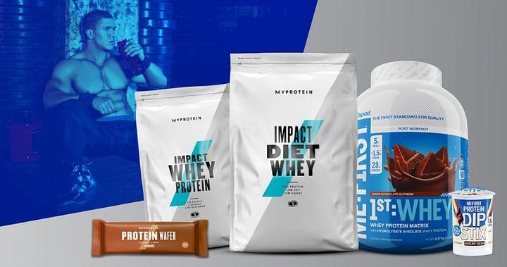 -40% auf Proteine & mehr