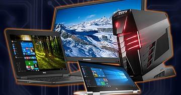 Günstige Notebooks und PCs für Studenten!