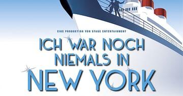 """Erlebe """"Ich war noch niemals in New York!"""""""