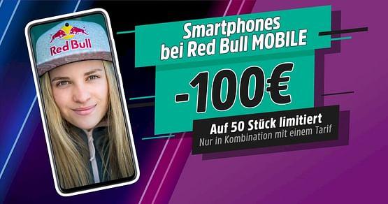 -100€ auf Smartphones
