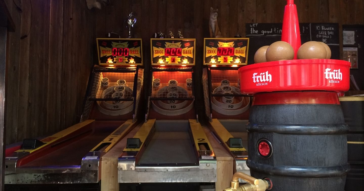 Make Skee Ball® great again!