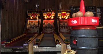 Make Skee Ball® great again!