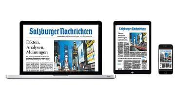 Bleibe täglich informiert mit Nachrichten aus aller Welt, Österreich und Salzburg. Unser Studentenrabatt der Salzburger Nachrichten macht