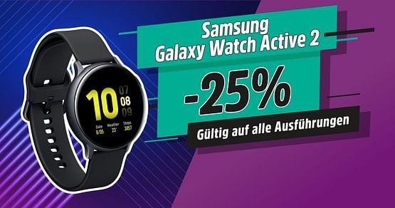 -25% auf die Galaxy Watch