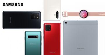 Samsung lässt Technikträume wahr werden!