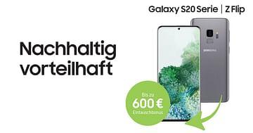 Knaller-Angebot von Samsung!