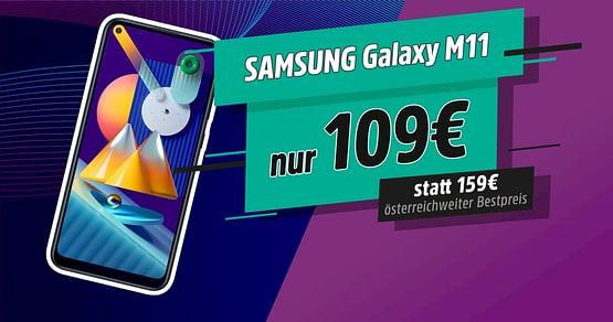 -31% auf das Galaxy M11