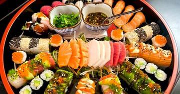 Erlebe beste asiatische Küche!