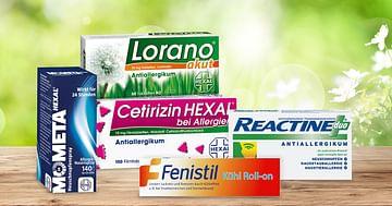 Medikamente, Kontaktlinsen, Beauty - alles online.