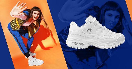 Ob zum Sport oder für den Alltag: Skechers sind die komfortablen Begleiter für alle Gelegenheiten und mit unserem Gutschein von Skechers bekommst du 20% Studentenrabatt auf Schuhe*!