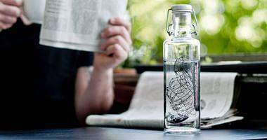 soulbottles hat sich in schickem Design dem täglichen Kampf gegen Plastik verschrieben. Mit unserem soulbottles Studentenrabatt bekommst du 20% Nachlass auf Glas- und Stahlflaschen!