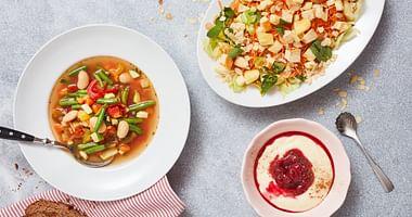 Eine ausgewogene Mahlzeit im Studentenalltag? SOUPKULTUR, Wiens erste feine Suppenbar, macht
