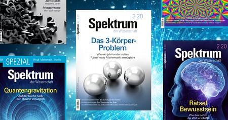 Spektrum der Wissenschaft Gutschein Foto 1