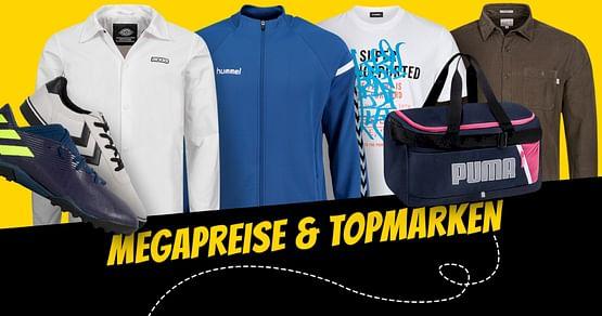 Bei SportSpar shoppst du besonders günstig! Mit dem Gutschein von SportSpar bekommst du 10% Studentenrabatt ON TOP zu den bereits rabattierten Preisen auf Marken von adidas, PUMA, Nike und mehr!