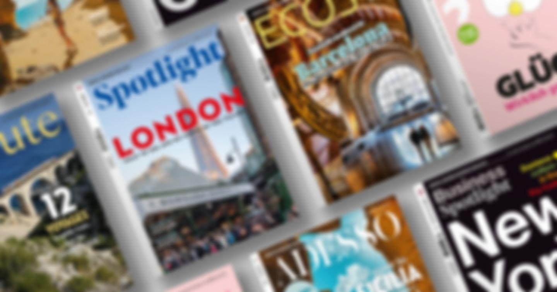 Studentenrabatt mit gratis Sprachmagazin vom Spotlight Verlag