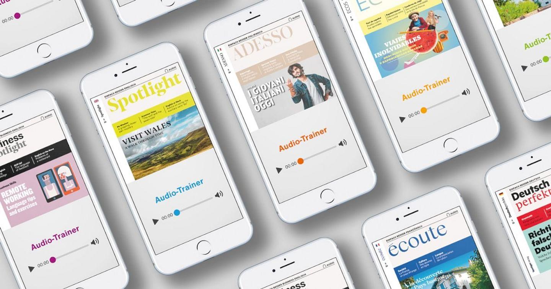 Digitalen Sprachtrainer des Spotlight Verlags für nur 0,99 € sichern