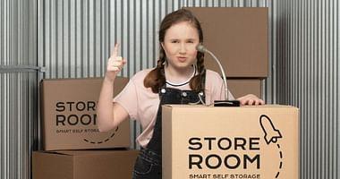 Mehr Platz für dein Studium! STORE ROOM bietet dir die ideale Selfstrorage-Lösung zur Aufbewahrung von Möbeln & Co.Mit unseremStudentenrabatt erhältst du -15% auf die Miete deines Lagerabteils (inkl. gratis Transporter)!