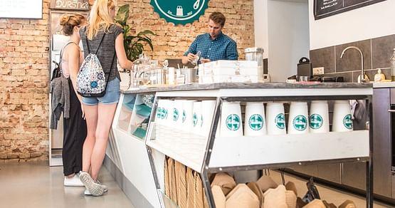 Bei Tastery kannst du täglich neue Produkte entdecken und probieren und bekommst mit unserem Studentenrabatt von Tastery jetzt sogar 1+1 gratis auf die hausgemachten Wraps! (Vegan, vegetarisch oder mit Fleisch)
