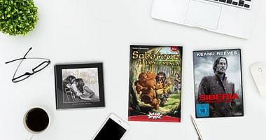 Bei Thalia findest du dank Hörbüchern, Filmen, Musik & Spielen einfach alles, was das Entertainment-Herz begehrt. Mit unserem Gutschein von Thalia bekommst du jetzt 15% Studentenrabatt im Onlineshop!