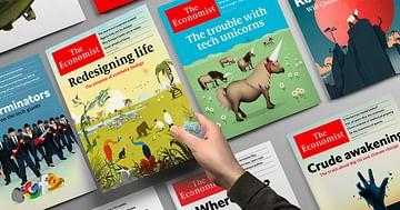 The Economist sorgt für Weitblick!