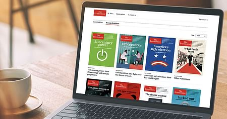 The Economist steht für tiefgründige Analysen sowie anregende Berichterstattung.Mit dem The Economist Studentenrabatt sicherst du dir das englische Magazin jetzt entweder für 12 Wochen oder für ein Jahr lang um -50%!