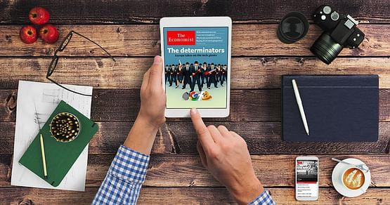 The Economist Gutschein Foto 2