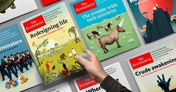 The Economist – Lektüre mit Weitblick!