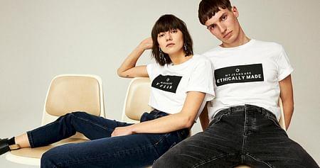 Die stylischen Kleidungsstücke und Accessoires vonThokkThokk sind nachhaltig, vegan und fair produziert. Mit unseremThokkThokk Studentenrabatt sicherst du dir jetzt10% Nachlass auf die verantwortungsvolle Mode!