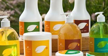 Grüne Reinigungsmittel: Sauber & umweltfreundlich.
