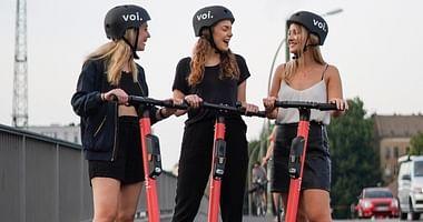 VOI Scooters Gutschein Foto 2