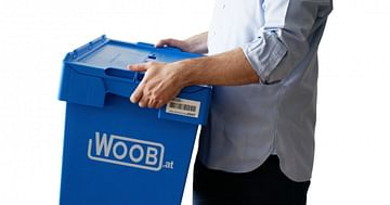 Mach dir Platz mit WOOB!