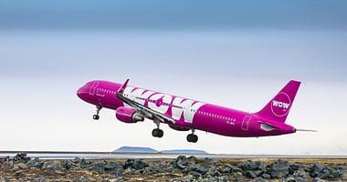 Reisefieber? Nimm Platz in einem der Flugzeuge von WOW air: Mit unserem Studentenrabatt von WOW air sparst du 20% auf ausgewählte Flüge nachIsland, New York, Boston, Detroit, Washington, D.C., Montréal und Toronto!